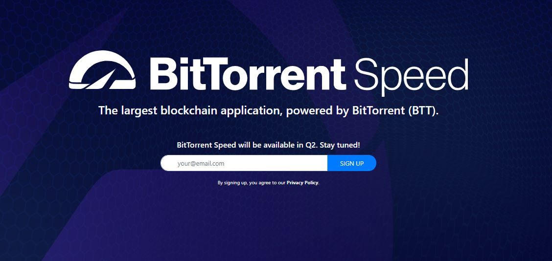 BitTorrent-Speed